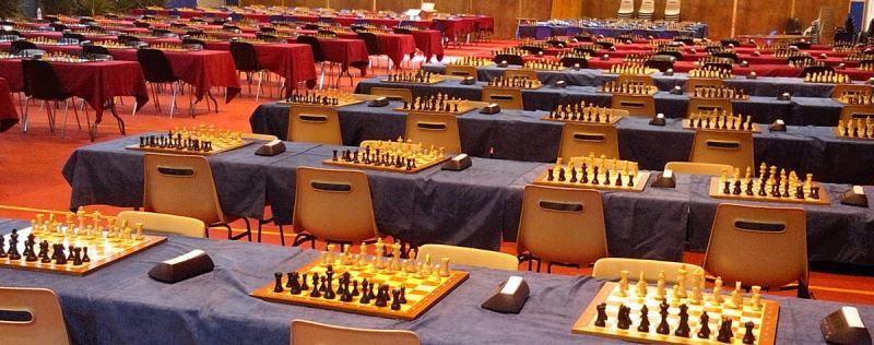 La salle du tournoi n'attend plus que vous !